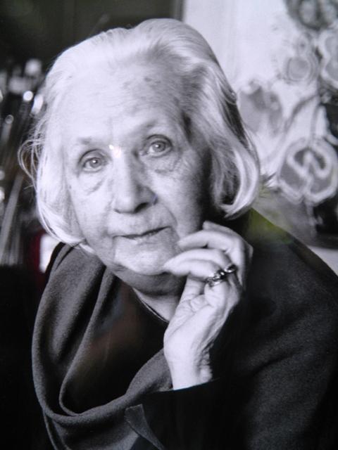 Gabriele Münter.